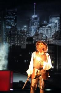 SCHAUSPIEL ESSEN: Die neuen Abenteuer des Don Quijote (UA)