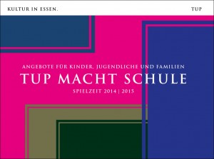 TUP macht Schule_Cover_2014-2015